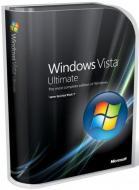 Операционная система Microsoft Windows Vista Ultimate SP1 Russian DVD (P66R-02428) BOX