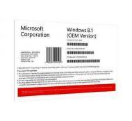 ������������ ������� Microsoft Windows 8.1 Pro 32-bit Ukrainian 1pk DVD (FQC-06964) OEM