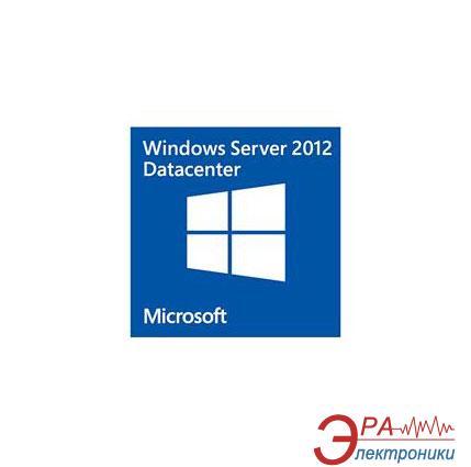Операционная система Microsoft IBM Windows Server Datacenter 2012 (2CPU) - Russian ROK (00Y6293)