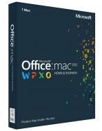 ПО Apple Microsoft Office Mac Home Business 2011 Russian DVD (W6F-00211)
