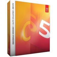 Дизайнерский пакет Adobe Design Std Creative Suite 5 Windows Ukrainian DVD Set (65057567) Украинская Set