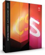 Дизайнерский пакет Adobe Creative Suite 5 Design Premium Macintosh Ukrainian Retail (65065582) Украинская Retail