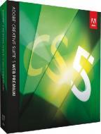 Дизайнерский пакет Adobe Creative Suite 5 Web Premium Windows Ukrainian Retail (65068316) Украинская Retail