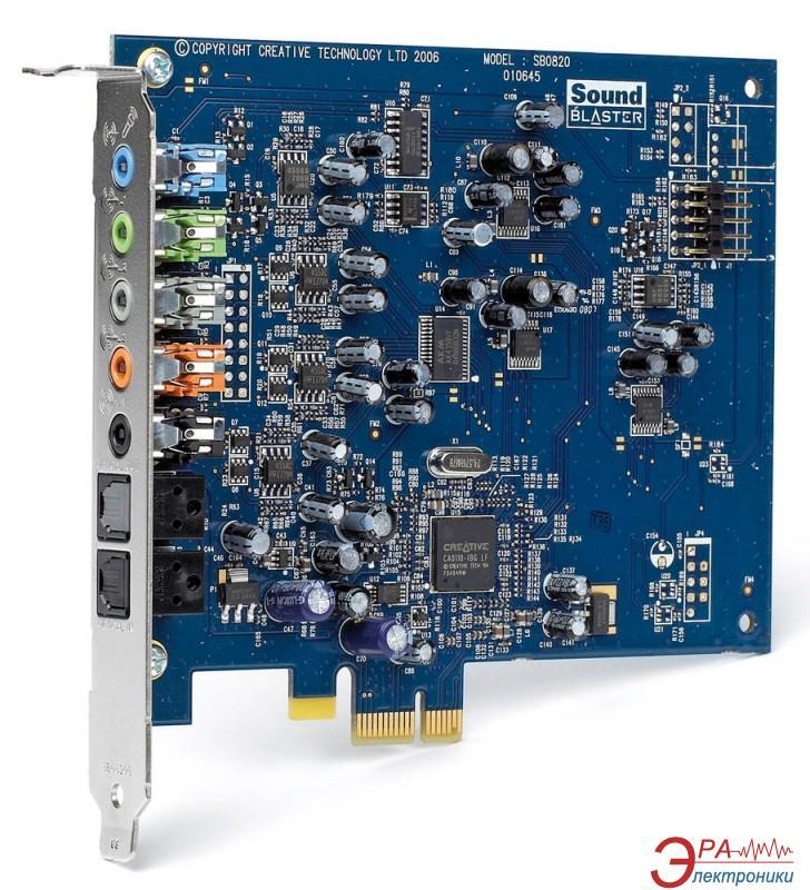 Звуковая карта Creative SB X-FI XTREME BULK (30SB104200000)