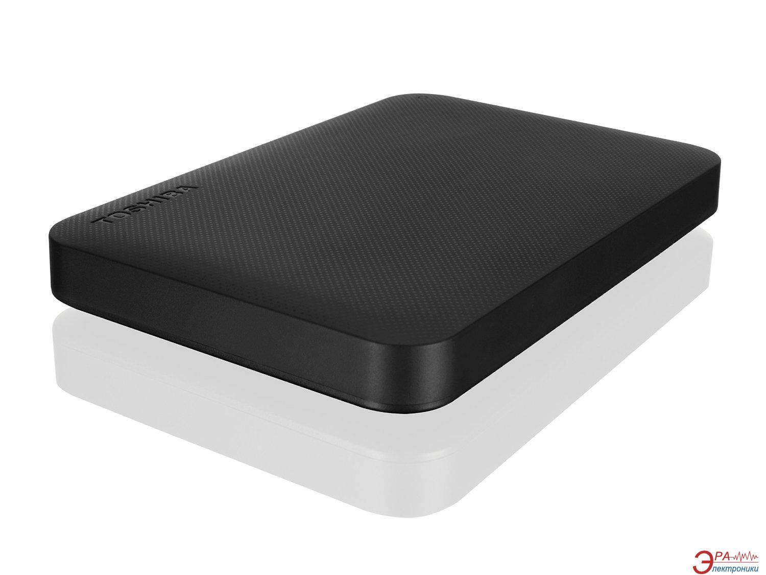 Внешний винчестер 2TB Toshiba Canvio Ready Black (HDTP220EK3CA)