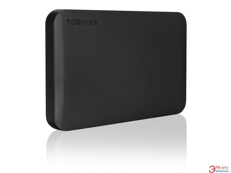 Внешний винчестер 1TB Toshiba Canvio Ready Black (HDTP210EK3AA)