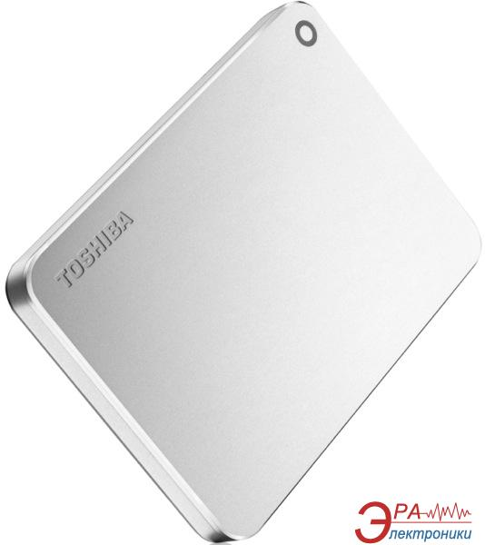 Внешний винчестер 3TB Toshiba Canvio Premium Mac Silver (HDTW130ECMCA)