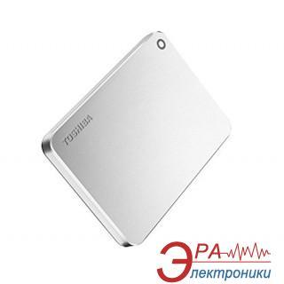 Внешний винчестер 2TB Toshiba Canvio Premium Silver (HDTW120EC3CA)