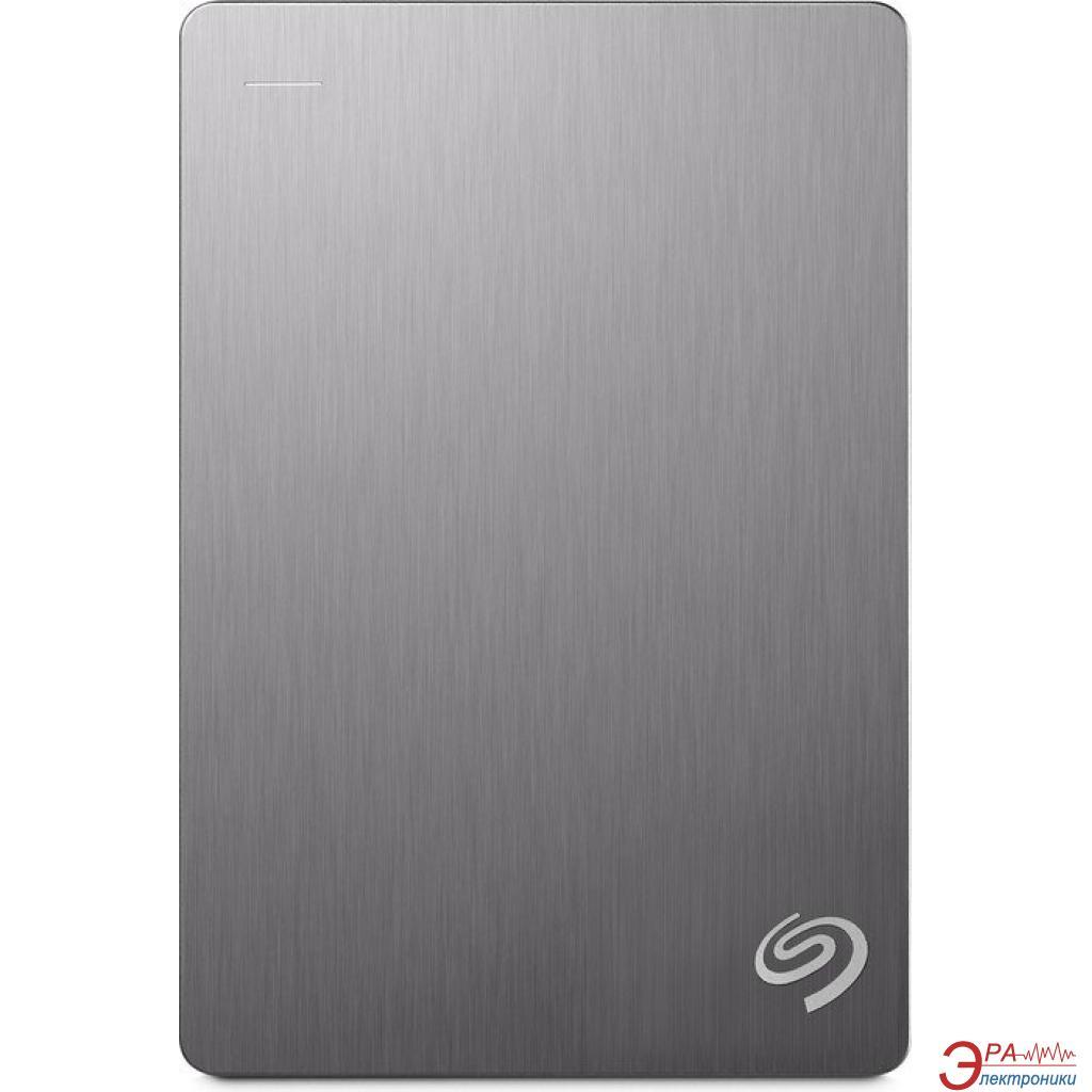 Внешний винчестер 4TB Seagate Backup Plus Silver (STDR4000900)