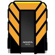 Внешний винчестер 2TB A-Data HD710 Yellow (AHD710-2TU3-CYL)