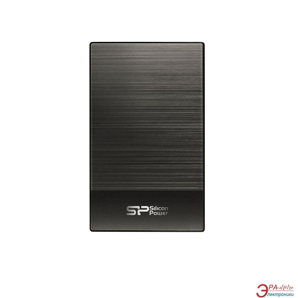 Внешний винчестер 2TB Silicon Power Diamond D05 (SP020TBPHDD05S3T)