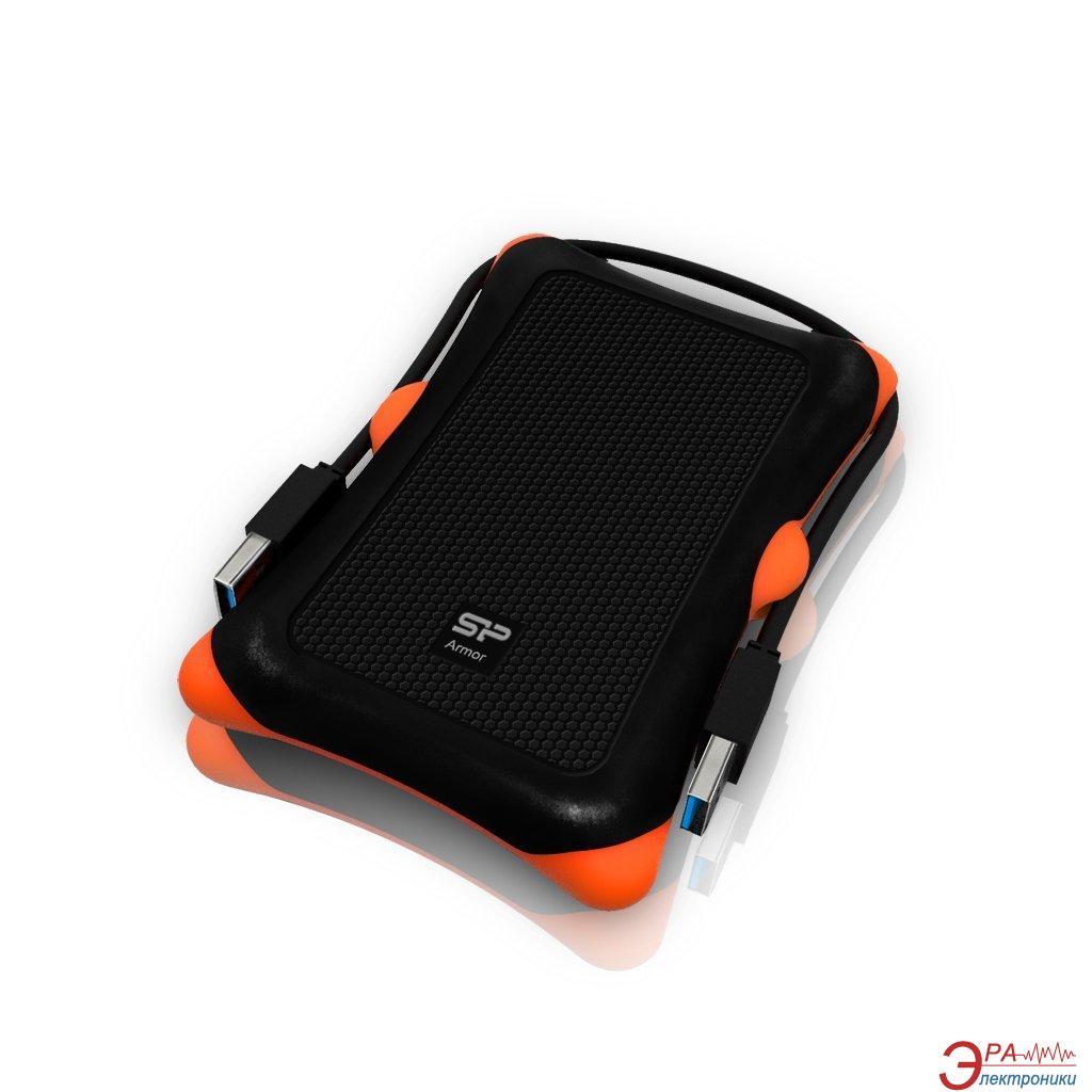Внешний винчестер 2TB Silicon Power (SP020TBPHDA30S3K)