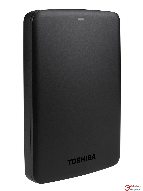 Внешний винчестер 2TB Toshiba CANVIO BASICS (HDTB320EK3CA)