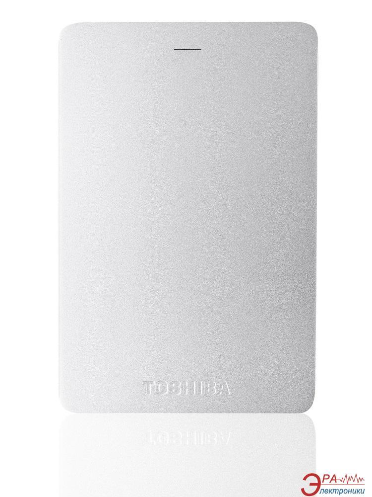 Внешний винчестер 2TB Toshiba CANVIO ALU (HDTH320ES3CA)