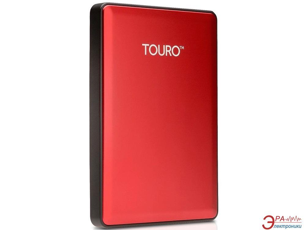 Внешний винчестер 1TB Hitachi Touro S (0S03779 / HTOSEA10001BCB)