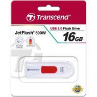 ���� ������ USB 2.0 Transcend 16 �� JetFlash 590 (TS16GJF590W)
