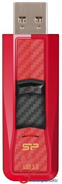Флеш память USB 3.0 Silicon Power 32 Гб Blaze B50 (SP032GBUF3B50V1R)