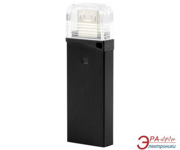 Флеш память USB 3.0 Goodram 64 Гб Twin Black (PD64GH3GRTNKR9)