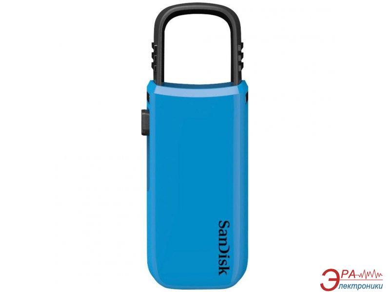 Флеш память USB 2.0 SanDisk 32 Гб Cruzer U (SDCZ59-032G-B35BZ)