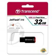 Флеш память USB 2.0 Transcend 32 Гб JetFlash 310 (TS32GJF310)