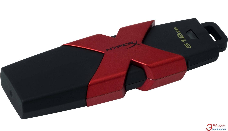 Флеш память USB 3.1 Kingston 512 Гб HyperX Savage (HXS3/512GB)