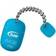 Флеш память USB 2.0 Team 64 Гб T151 Blue (TT15164GL01)