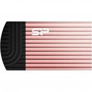 Флеш память USB 3.0 Silicon Power 16 Гб Jewel J20 Pink (SP016GBUF3J20V1P)