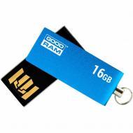 Флеш память USB 2.0 Goodram 16 Гб UCU2 Cube Blue (UCU2-0160B0R11)