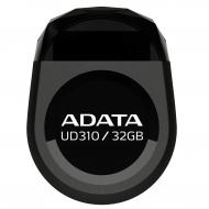 Флеш память USB 2.0 ADATA 32 Гб UD310 Black (AUD310-32G-RBK)