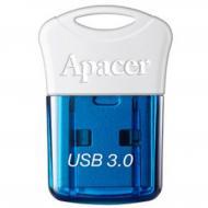 Флеш память USB 3.0 Apacer 64 Гб AH157 Blue (AP64GAH157U-1)