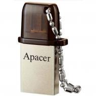 Флеш память USB 2.0/microUSB Apacer 32 Гб AH175 (AP32GAH175B-1)