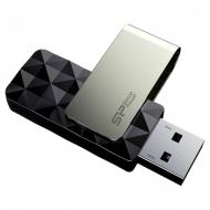 Флеш память USB Silicon Power 128 Гб B30 Black (SP128GBUF3B30V1K)