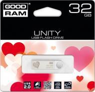 ���� ������ USB 2.0 Goodram 32 �� Unity VALENTINE (PD32GH2GRUNSR9+V)