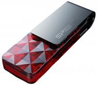 ���� ������ USB 2.0 Silicon Power 8 �� Ultima U30 Red (SP008GBUF2U30V1R)