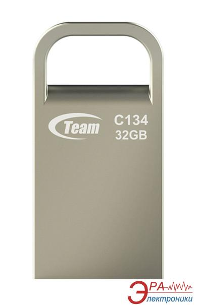Флеш память USB 2.0 Team 32 Гб C134 (TC13432GS01)