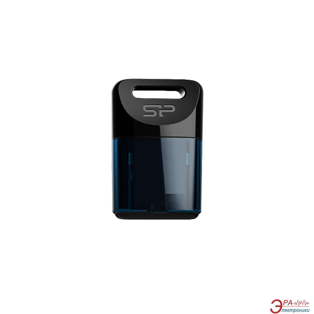Флеш память USB 3.0 Silicon Power 8 Гб Jewel J06 Deep blue (SP008GBUF3J06V1D)