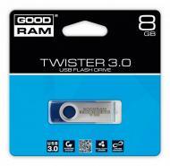 Флеш память USB 3.0 GoodDrive 8 Гб Twister 3.0 (PD8GH3GRTSBR9)