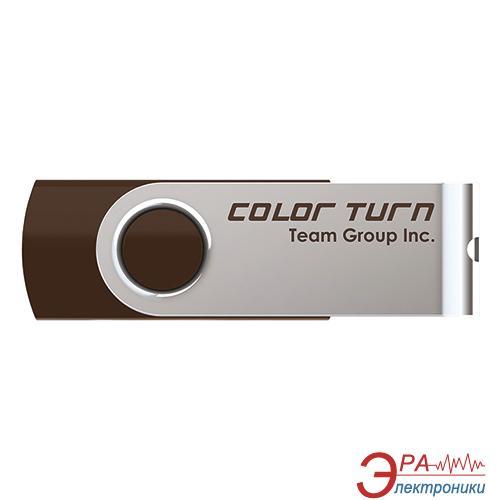 Флеш память USB 3.0 Toshiba 16 Гб Color Turn E902 Brown (TE902316GN01)