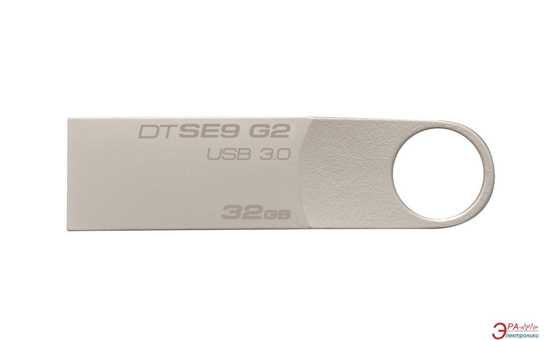 Флеш память USB 3.0 Kingston 32 Гб DataTraveler SE9 G2 (DTSE9G2/32GB)