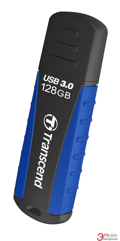 Флеш память USB 3.0 Transcend 128 Гб JetFlash 810 Rugged (TS128GJF810)