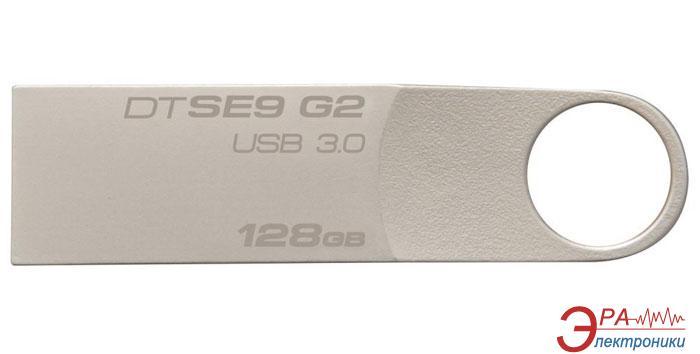 Флеш память USB 3.0 Kingston 128 Гб DataTraveler SE9 G2 (DTSE9G2/128GB)