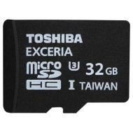 Карта памяти Toshiba 32Gb microSD Class 10 EXCERIA (SD-CX32UHS1(6A)