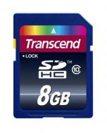 ����� ������ Transcend 8Gb SD Class 10 SDHC Industrial (TS8GSDHC10I)