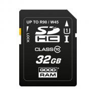 ����� ������ Goodram 32Gb SD Class 10 UHS-I (SDC32GHCUHS1GRR10)