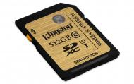 Карта памяти Kingston 512GB SD Class 10 UHS-I Ultimate (SDA10/512GB)