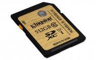 ����� ������ Kingston 512GB SD Class 10 UHS-I Ultimate (SDA10/512GB)