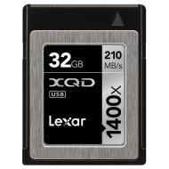 Карта памяти Lexar 32Gb Compact Flash 1400X Professional (LXQD32GCRBEU1400)
