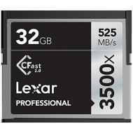 Карта памяти Lexar 32Gb Compact Flash 3500X Professional (LC32GCRBEU3500)
