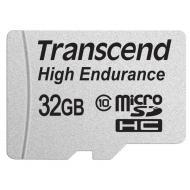 Карта памяти Transcend 32Gb microSD Class 10 High Endurance + ad (TS32GUSDHC10V)