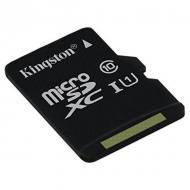 Карта памяти Kingston 256GB microSD Class 10 UHS (SDC10G2/256GBSP)